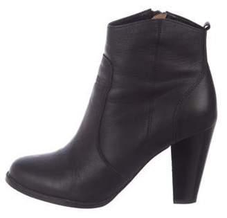 Joie Dalton Leather Boots Black Dalton Leather Boots