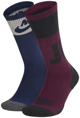 Nike 2 Pair Crew Socks-Mens