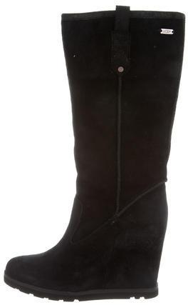 UGGUGG Australia Soleil Shearling Boots w/ Tags