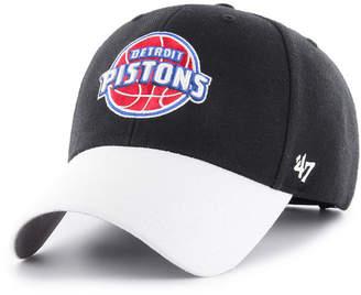 '47 Detroit Pistons Wool Mvp Cap