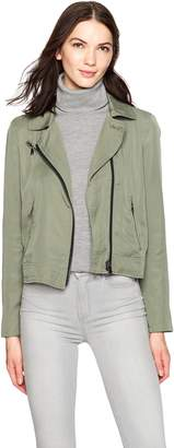 Kenneth Cole New York Women's Moto Jacket