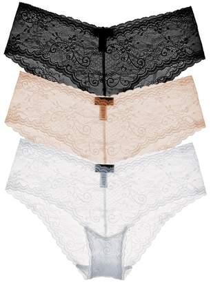 Cosabella Trenta Lowrider Lace Hotpant Basic Pack