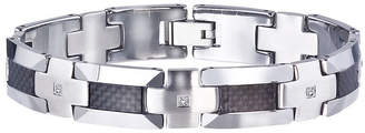 Black Diamond FINE JEWELRY Mens 1/3 CT. T.W. Color-Enhanced Bracelet