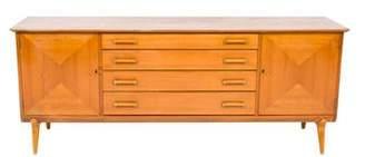 Mid-Century MODERN Johnson Furniture Co. Renxo Rutili Sideboard
