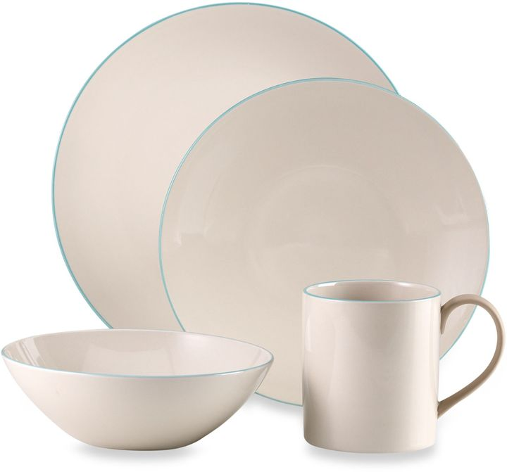 Wedgwood Nature's Canvas Limestone Dinnerware