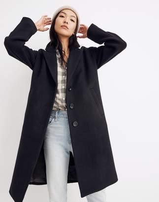 Madewell Bergen Cocoon Coat