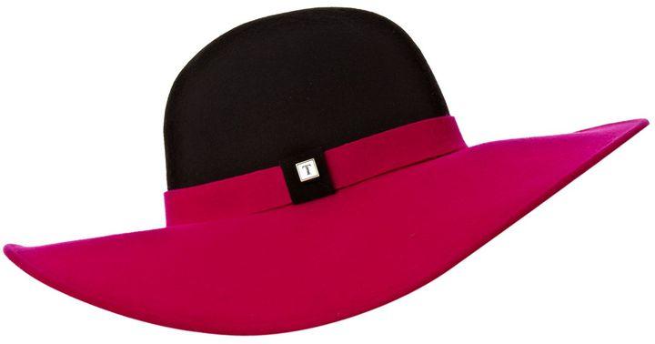 Timney Colourblock floppy hat