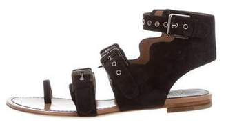 Laurence Dacade Nindy Suede Sandals
