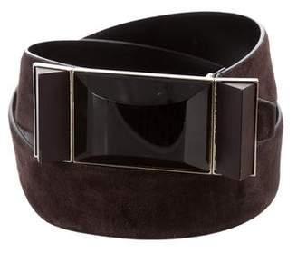 Gianfranco Ferre Embellished Waist Belt