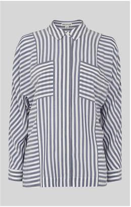 Whistles Block Stripe Blouse