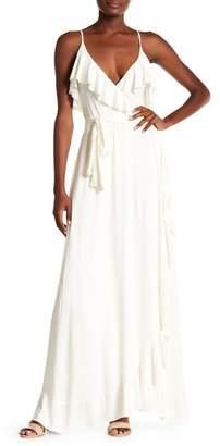 Rachel Pally Lita Ruffled Maxi Dress