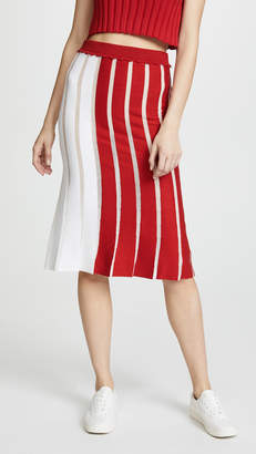 PH5 Hazel Color Blocked Skirt