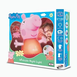 Peppa Pig Inflatable Sleep Trainer With Lights And Sounds