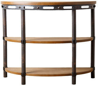 Trent Austin Design Hinsdale Industrial Console Table