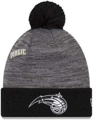 New Era Orlando Magic Pin Pom Knit Hat