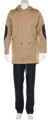 Visvim Taped Seam GoreTex Jacket
