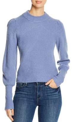 Design History Bishop-Sleeve Sweater