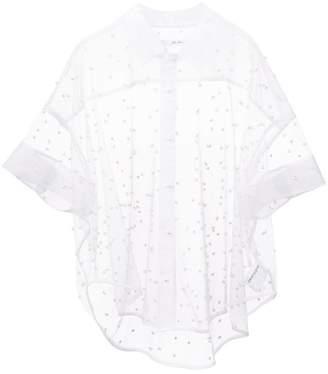 Julien David pearl shirt