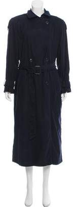 Christian Dior Belted Coat