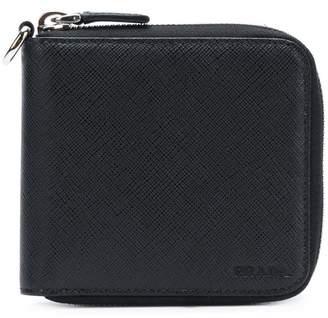 Prada mini wallet