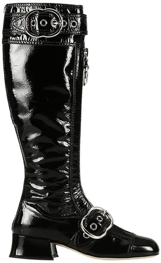 Boots Shoes Women Miu Miu