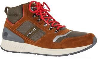 Polo Ralph Lauren Train High Top Sneakers