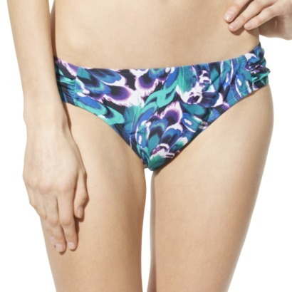 Converse One Star® Women's Printed Swim Bottom -Multicolored