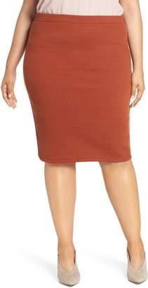 Leith Midi Pencil Skirt