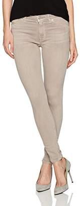 Hudson Women's Nico Midrise Ankle Super Skinny Soft Vintage Jeans