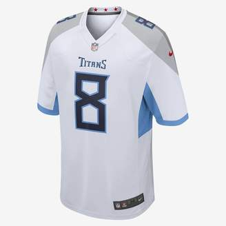 Nike NFL Tennessee Titans (Marcus Mariota) Men's Football Away Game Jersey
