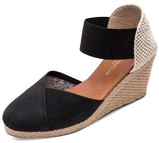 Andre Assous Women's Anouka Mid Wedge Espadrilles