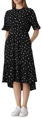 Whistles Eva Camila-Print Dress