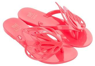 7fb3af863b50 ... Mini Melissa New Fly Jelly Flip Flop (Little Kid)