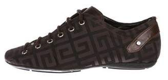 Givenchy Low-Top Lace-Up Sneakers