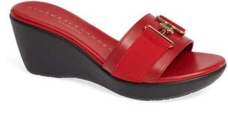 Athena Alexander Melissa Wedge Slide Sandal