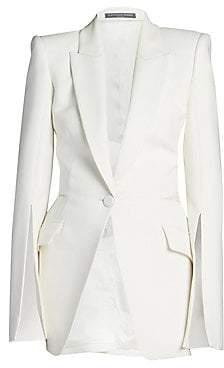 Alexander McQueen Women's Lace Jacket
