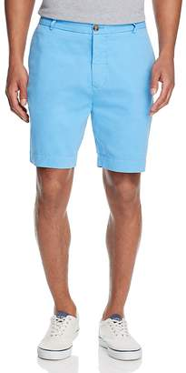 TailorByrd Regular Fit Cotton Shorts $79.50 thestylecure.com