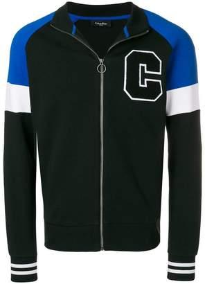 Calvin Klein front zip sweatshirt