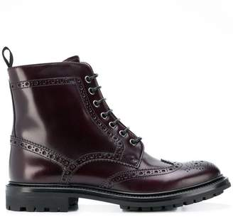 Church's lace-up boots