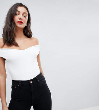 Missguided Tall Bardot Bodysuit