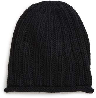 Treasure & Bond Rib Roll Beanie