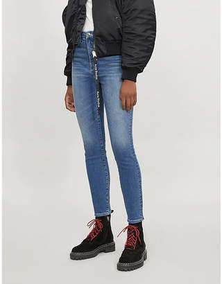 Good American Good Curve high-rise skinny jeans