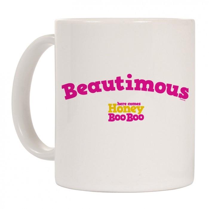 Discovery Here Comes Honey Boo Boo Beautimous Mug