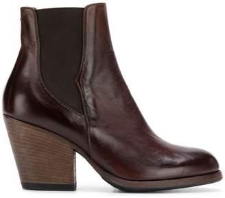 Pantanetti high heel chelsea boots