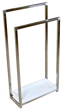 Rails Kingston Brass Edenscape Free Standing Towel Stand