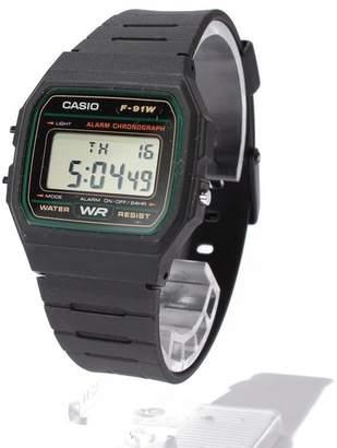 Casio (カシオ) - Watch collectionスタンダードデジタルウォッチユニセックスグリーンF【Watch collection】