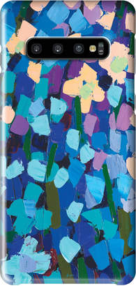 Samsung Our Artists' Collection Mauve Flowers Phone Case by Anna Blatman