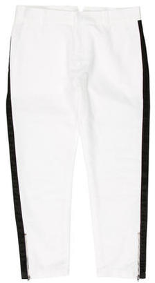 Boy. by Band of Outsiders Cropped Straight-Leg Pants $85 thestylecure.com