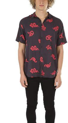 Ksubi Neon Snake Shirt