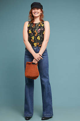 Ella Moss The Ultra High-Rise Wide-Leg Jeans